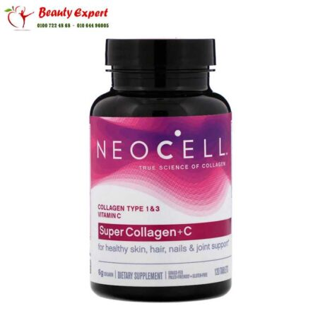 Neocell, Super Collagen+C, Tablets; to boost collagen.