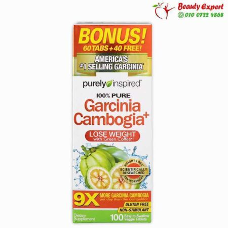 Garcinia Cambogia +, Purely Inspired, 100 Easy Tablets