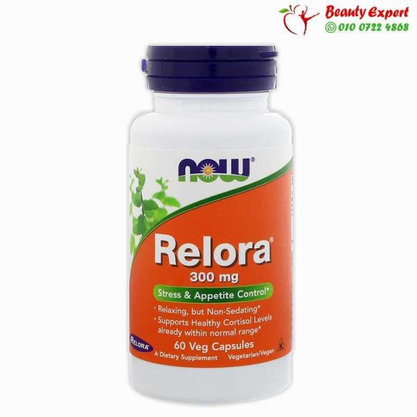 Relora, Stress & Appetite Control, 300 mg, 60 Capsules