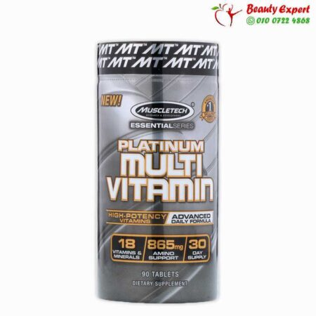 Platinum Multi Vitamin, Muscletech, Essential Series, 90 Tablets