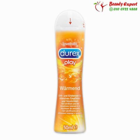 ديوركس مزلق حميمي دافئ للجماع | Play warming lubricant Durex