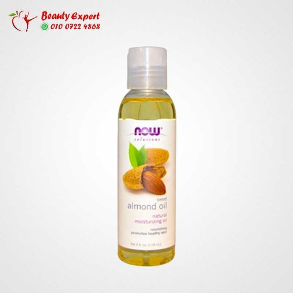 Sweet Almond Oil, Now Foods, Solutions, 118 ml