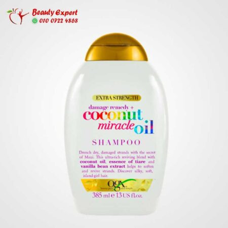 Shampoo Coconut Miracle Oil