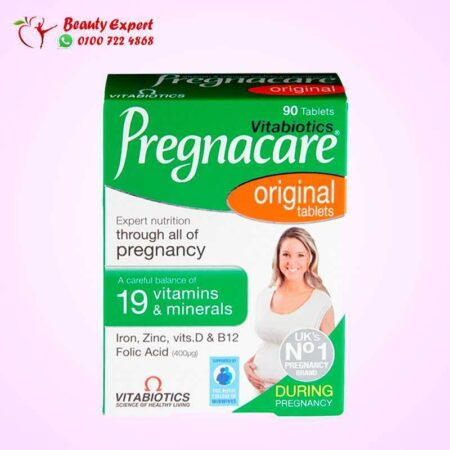 كبسولات بريجناكير اورجينال 90 كبسوله | Pregnacare original tablets