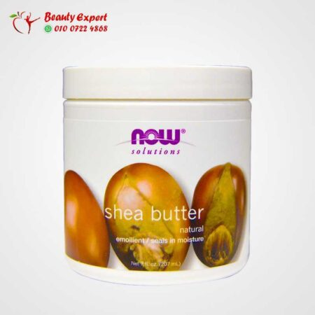 Shea Butter, Now Foods, Solutions, 207 ml