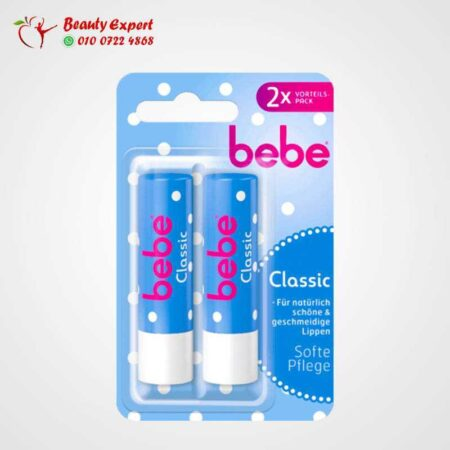 كلاسك baby lips مرطب | Lip care Duo Classic