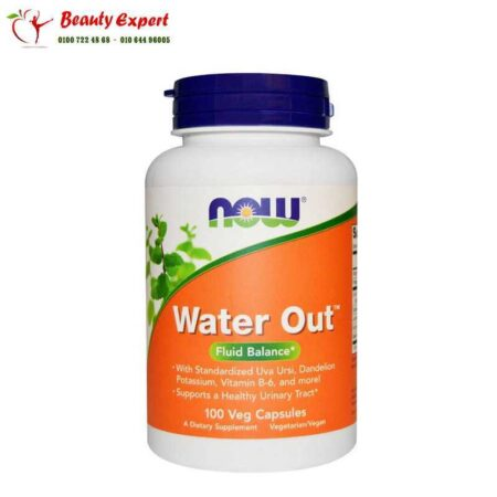 Now foods Water Out capsules American