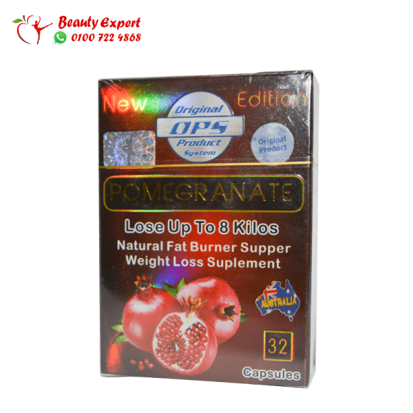 Majestic Pomegranate pills for weight loss - 1