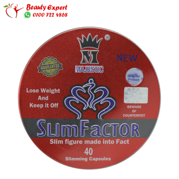 SlimFactor Capsules for slimming - 1